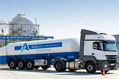 LIQUID DISTRIBUTION AND STORAGE - Acail Gás